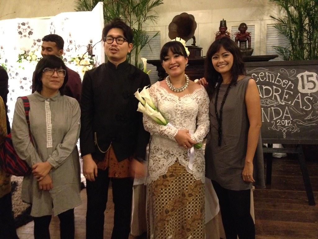 wanda & acung's wedding