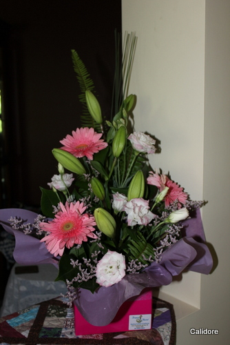 21st Wedding Anniversary Flowers