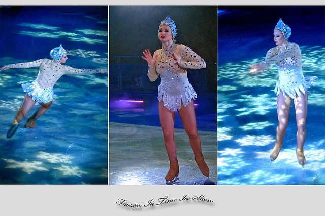Frozen In Time Ice Show