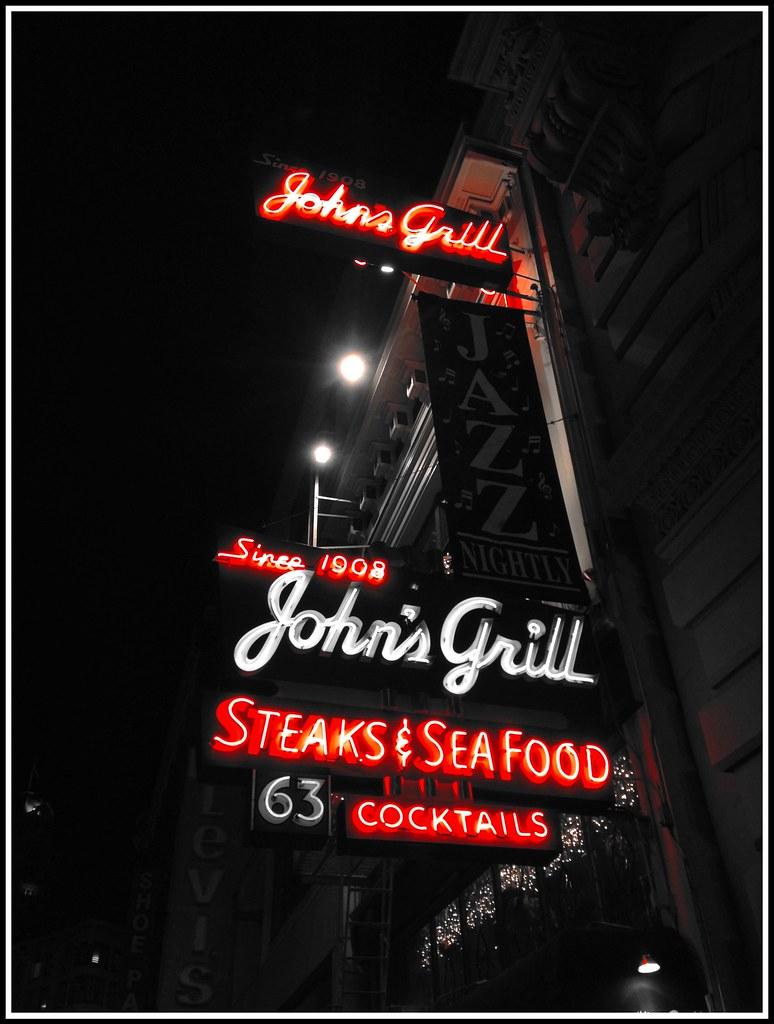 John's Grill SF