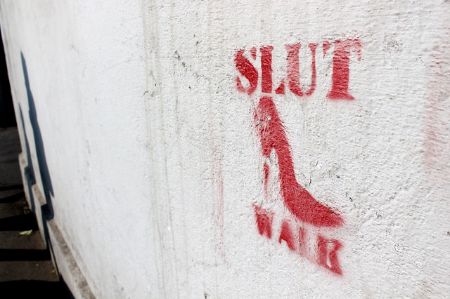 Slut walk Bucharest