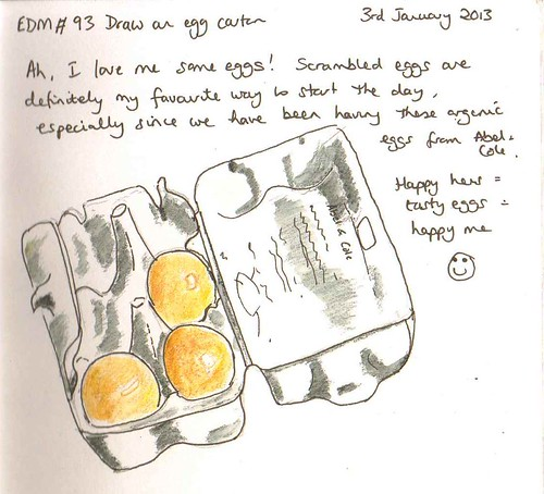 EDM #93 Draw an Egg Carton