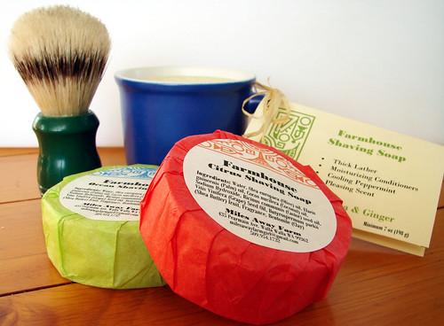 ShavingSoaps
