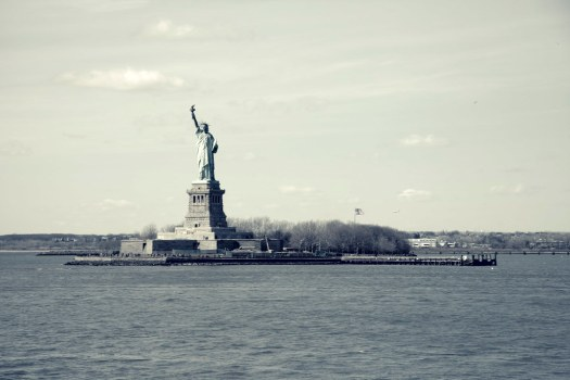 New York City : Statue of Liberty