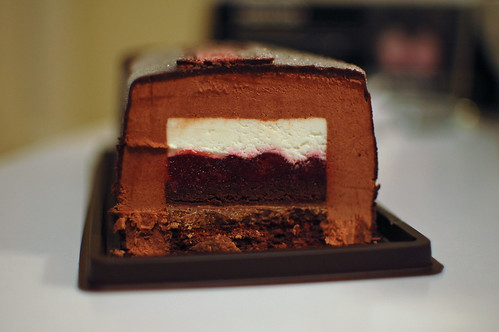 Cross Section of the Buche