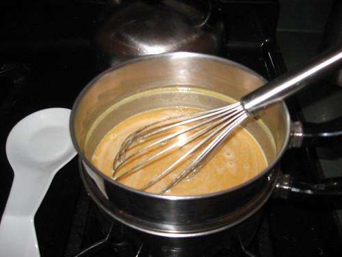mustard making