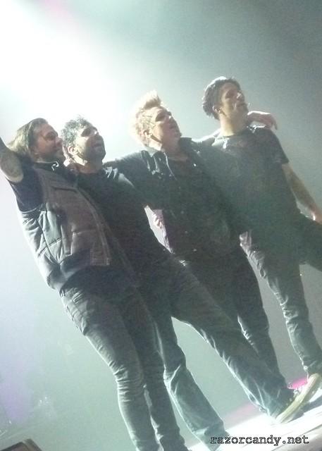Papa Roach  - 11 Dec, 2012 (31)