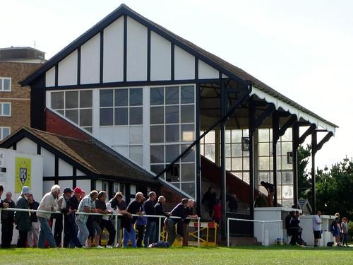 Bexhill United v Storrington