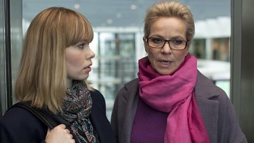Katrine and Hanne