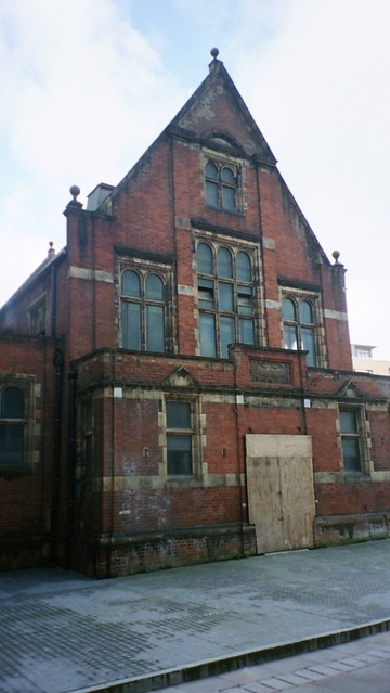 Central Foundation Girls school, Spital Square