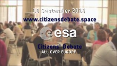 Join our Citizens' Debate on 10 September