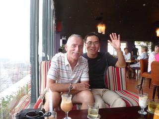 Joe Acanfora with Husband