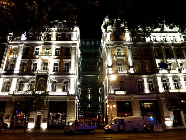 Budapest - jour 1 - 71 - Corinthia Hotel