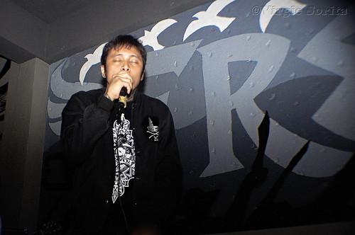 Wilabaliw at Freedom Bar - Nov. 23, 2012