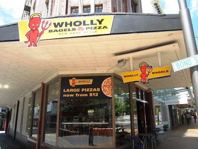 Wholly Bagels, Wellington
