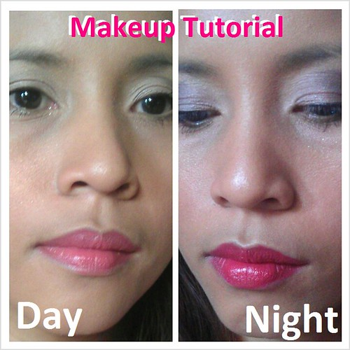 Makeup Tutorial: Basic Day to Night Makeup