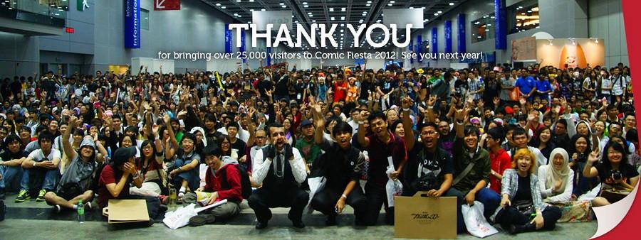 Comic Fiesta 2012 - 00
