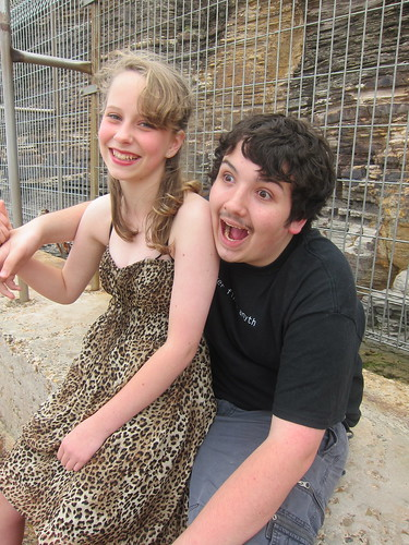 Caitlin and David