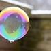 Snowy Bubble