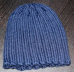Ribbed Hat