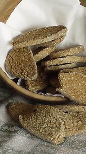Millet cookies - Biscotti di miglio