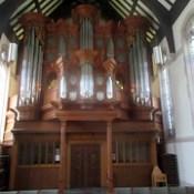 Baroque Organ in Chapel