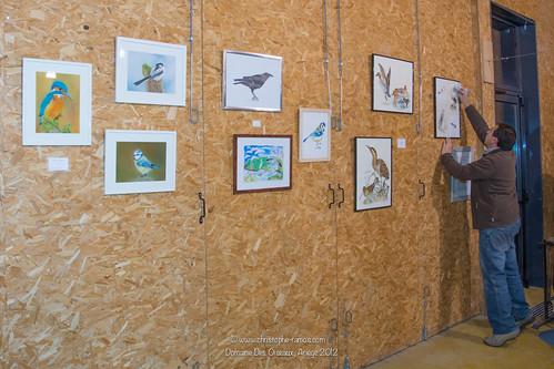 Expo des Artistes au Musée (Domaine Des Oiseaux) 16 Dec 2012 #-4