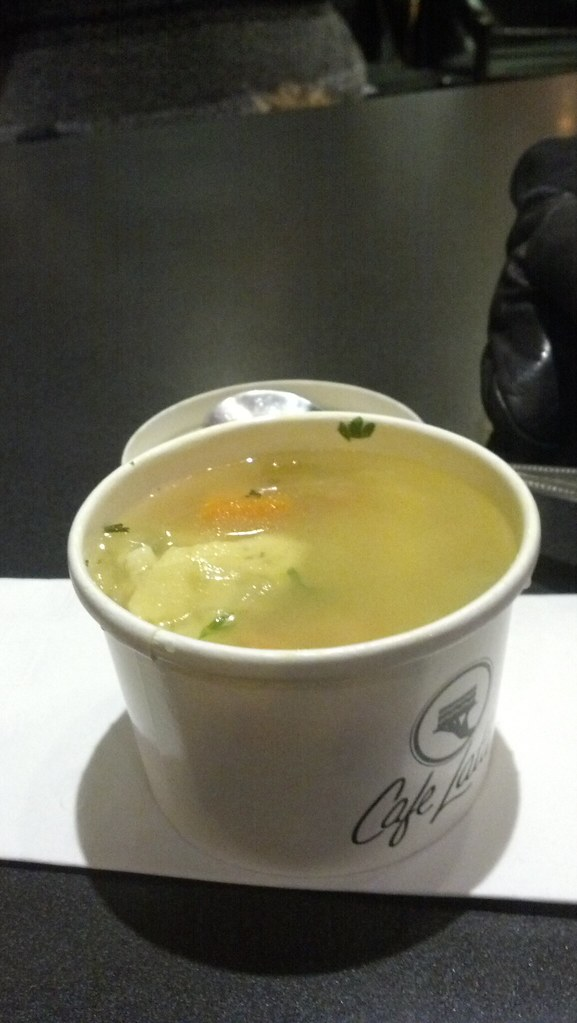 Chicken soup!