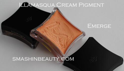 Illamasqua Cream Pigment Emerge