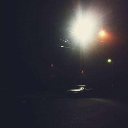 light-and-car