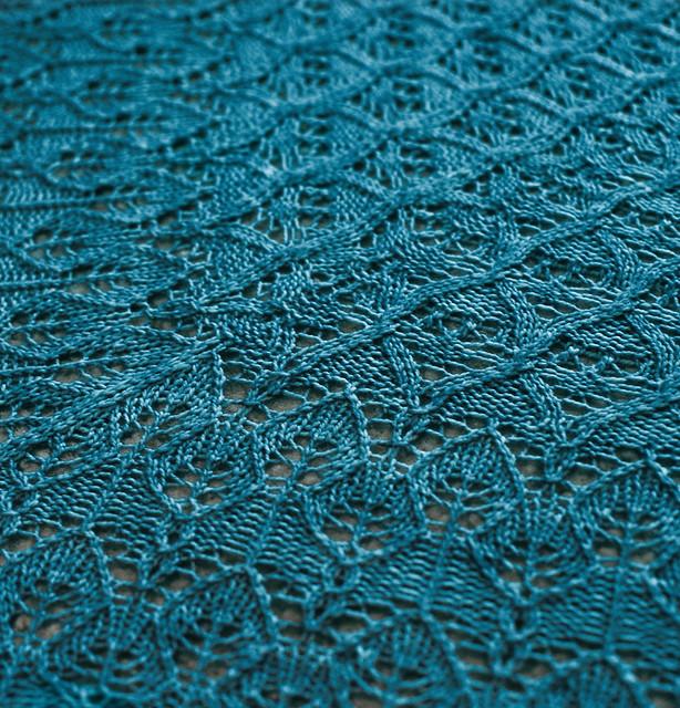 cactus blue shawlcrop