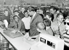 Bravery at Arlington Virginia Lunch Counter: 1960
