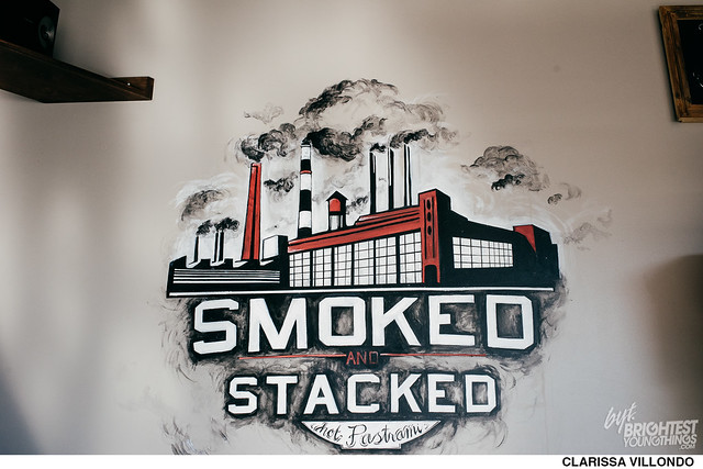 Smoked and Stacked