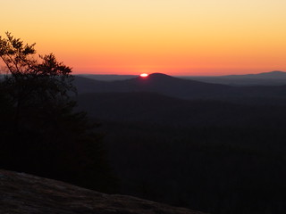 Bald Rock Sunrise-009