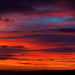 Photostitch - Sunrise | Leeds Bradford Airport - 19th November 2012 - and what a sunrise too...