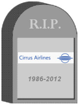 Cirrus Tombstone
