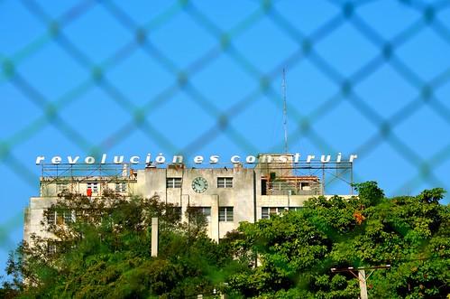 Numa isla verde e revolucionária