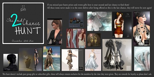 Fabulously Free in SL - SL Hunts Page