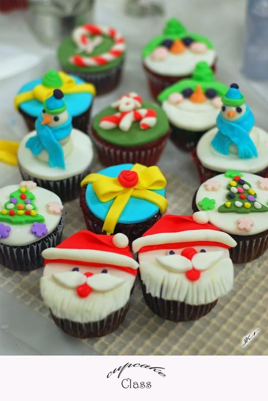 Cupcake Class5