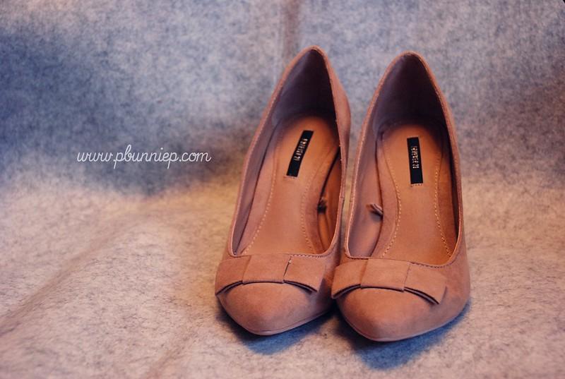 Forever21 Suede heels