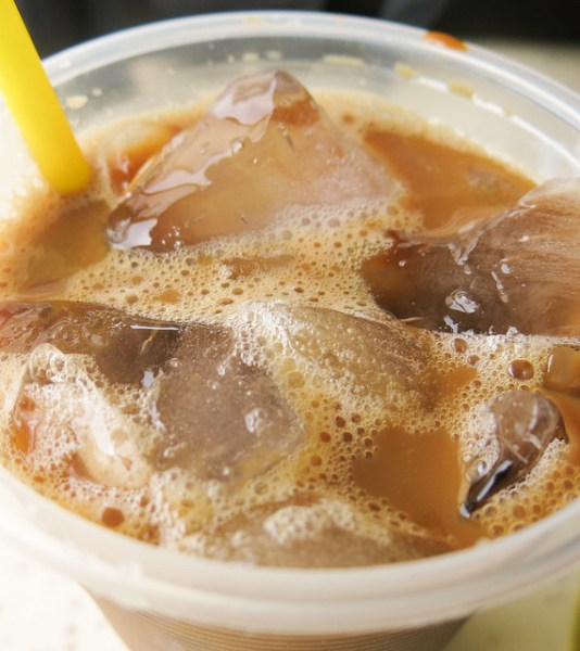 Iced Coffee at Kopi Museum, Tiong Bahru