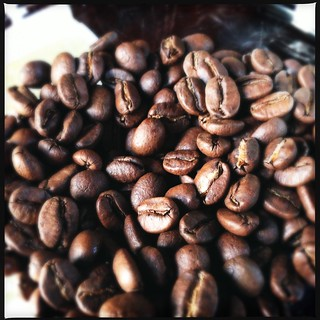 Coffee from El Mirador - Cauca, Columbia