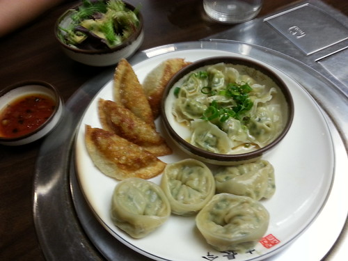 Korean Dumpling by effendy_pin