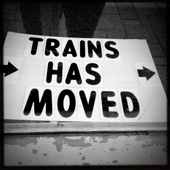 Trains Has Moved