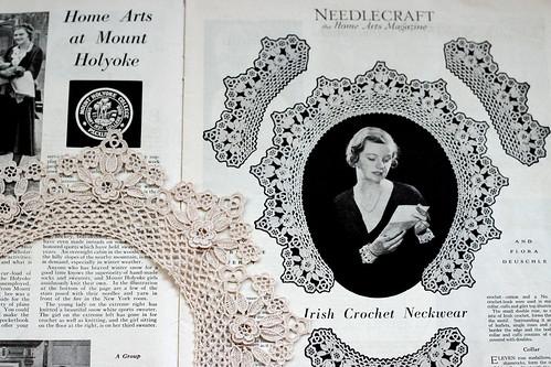 Irish-Crochet-Neckwear