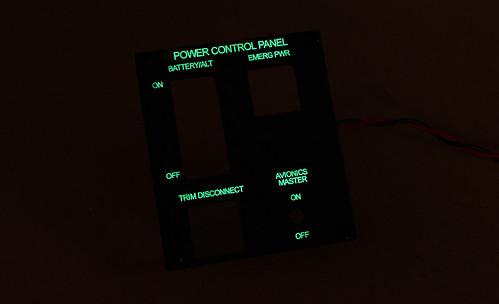 RV-7 Power Control Panel - WEB 01