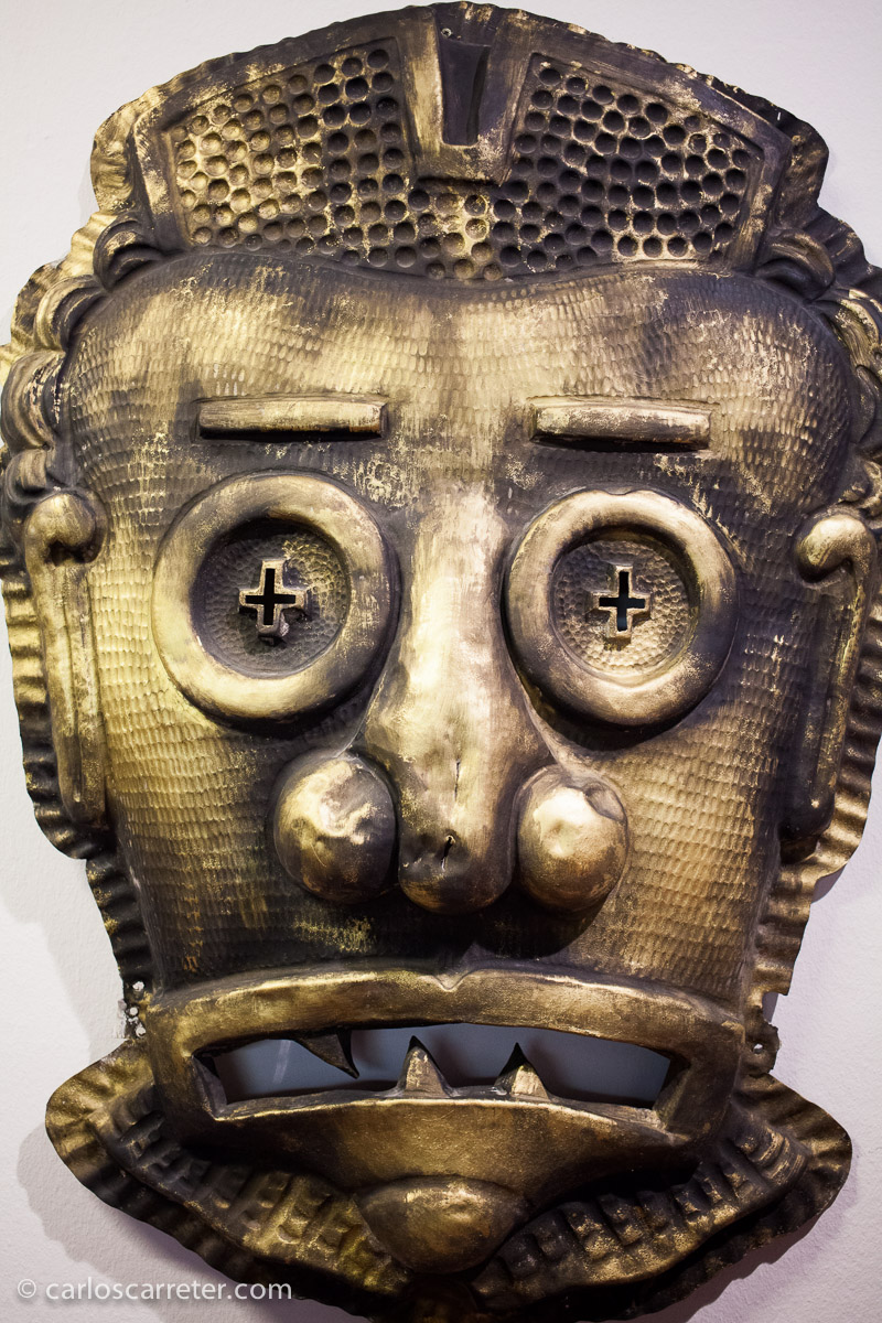 La máscara del Fleta
