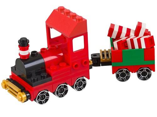 40034 Christmas Train
