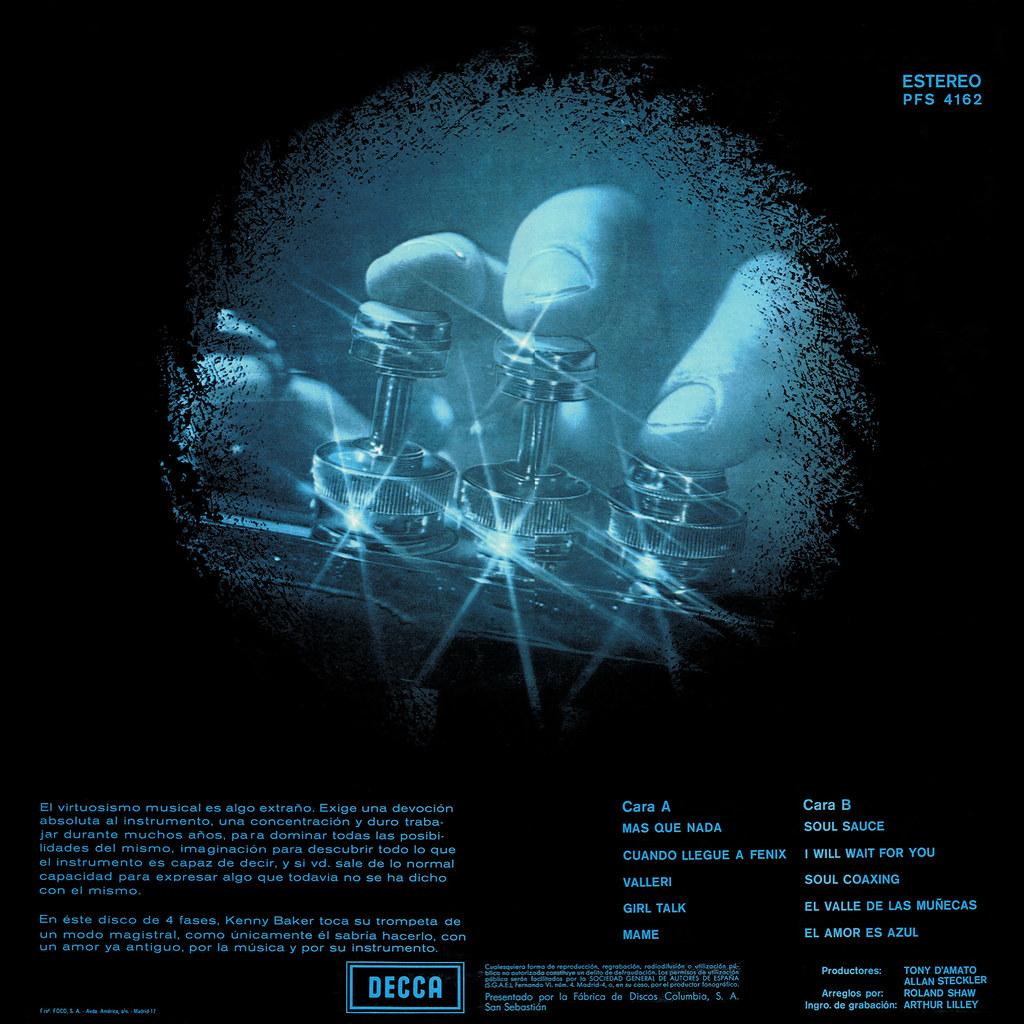 Kenny Baker - The Spectacular Trumpet of Kenny Baker