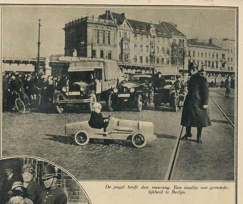 Berlijn,voorrang 1931 by janwillemsen